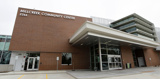 Millcreek Community Center- Leed Gold