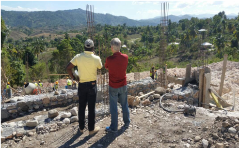 Haiti: Fostering the Practice of Structural Engineering